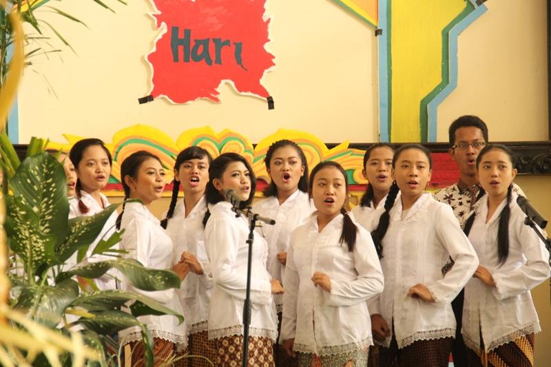 Peringatasn Hari Kartini 2015