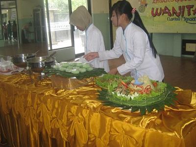 Penyajian Makanan Jawa